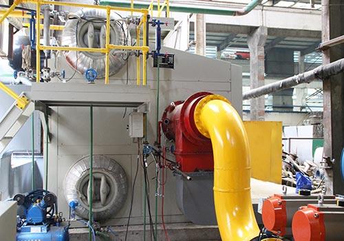 郑锅容器 SZS25吨燃气蒸汽锅炉 - 3