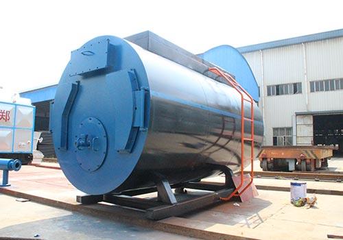 郑锅容器 WNS6吨燃气蒸汽锅炉 - 1
