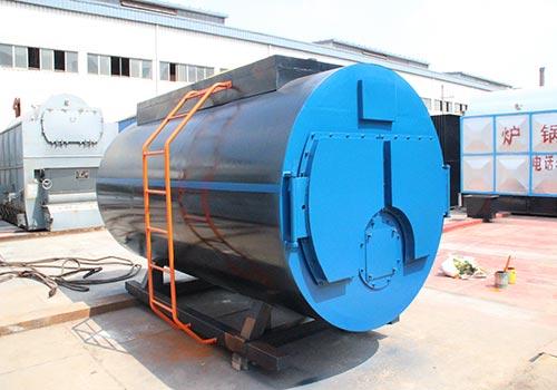 郑锅容器 WNS2吨燃气蒸汽锅炉 - 4