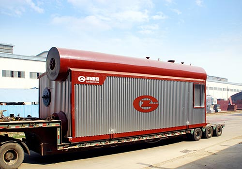 郑锅容器 SZS6吨燃气蒸汽锅炉 - 4