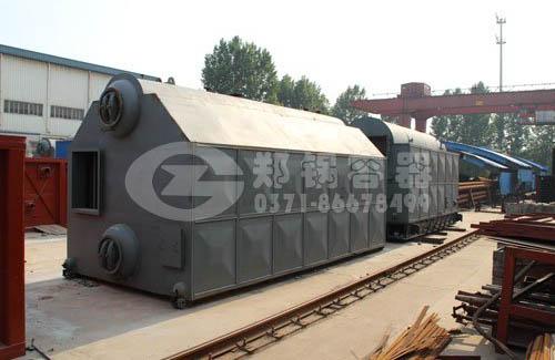SZL燃煤蒸汽\热水锅炉