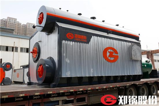 燃气锅炉厂家直销加气块生产用4吨燃气锅炉