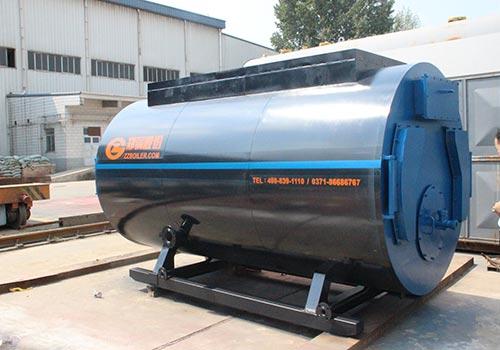 郑锅容器 WNS2吨燃气蒸汽锅炉 - 3