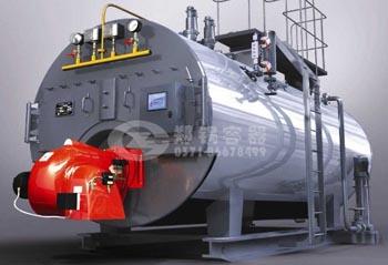 郑锅容器 WNS8吨燃气蒸汽锅炉 - 2