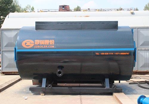 郑锅容器 WNS6吨燃气蒸汽锅炉 - 4