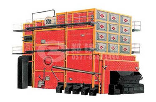 SHL燃煤蒸汽\热水锅炉