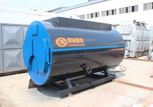 郑锅容器 WNS4吨燃气蒸汽锅炉 - 2