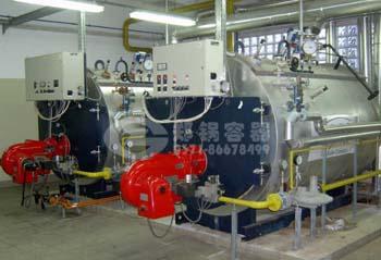 WNS8吨燃气蒸汽锅炉