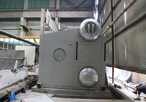 SZS30吨燃气蒸汽锅炉