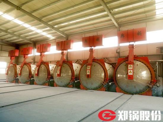 郑锅容器 24米快开门蒸压釜 - 2
