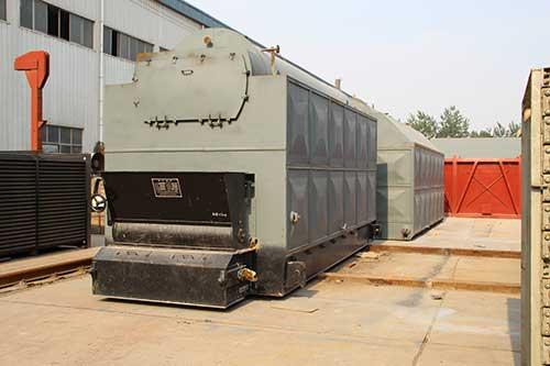 郑锅容器 DZL燃煤蒸汽\热水锅炉 - 1