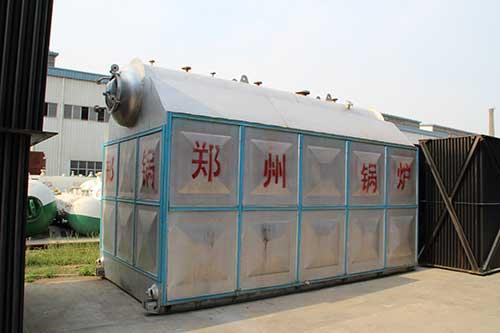 郑锅容器 DZL燃煤蒸汽\热水锅炉 - 2